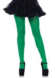 2ff0d8a33386b Leg Avenue 7300 Women's Tights Opaque Nylon Pantyhose One Size Reg ...