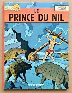 BD-ALIX-T-11-Le-PRINCE-du-NIL-EO-1974-J-Martin-Univers-Tintin-Superbe-etat