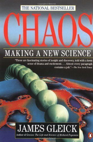 Chaos: Making a New Science By James Gleick. 9780747404132