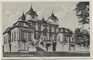 917-Feldpost-1943-AK-Ludwigsburg-Neckar-Schloss-Favorite