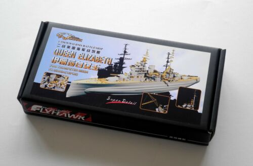 Flyhawk FH350094 1//350 HMS Queen Elizabeth for Trumpeter