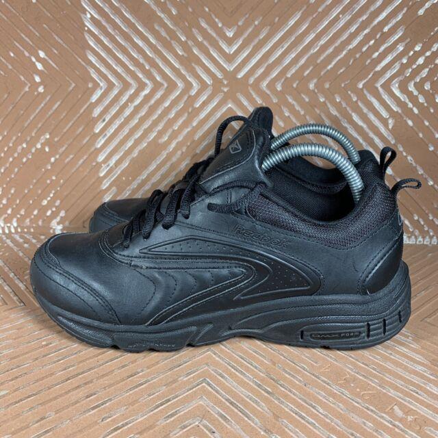 Ejercer Cambio cebra  Reebok Duty Proof Black Women's 8 W Work Walking Shoes Oil & Slip Resistant  for sale online