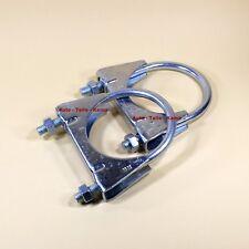 Montageschelle Clamp M8 Ø 45 mm Bügelschelle 10 x Auspuffschelle