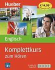 Komplettkurs Englisch zum Hören von Marion Hoffmann und Hans G. Hoffmann (2012)