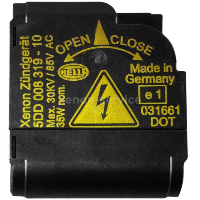 Originale Centralina Xenon Ignitor Zündgerät 5DD 008 319-10 5DD00831910