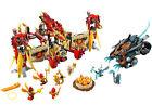 Lego Legends of Chima Flying Phoenix Fire Temple 70146