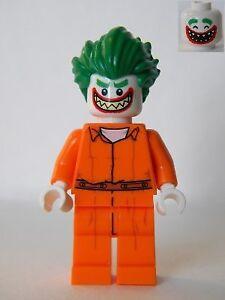 LEGO-MINIFIGURES SERIES THE BATMAN MOVIE X 1 LEGS FOR ARKHAM ASYLUM JOKER