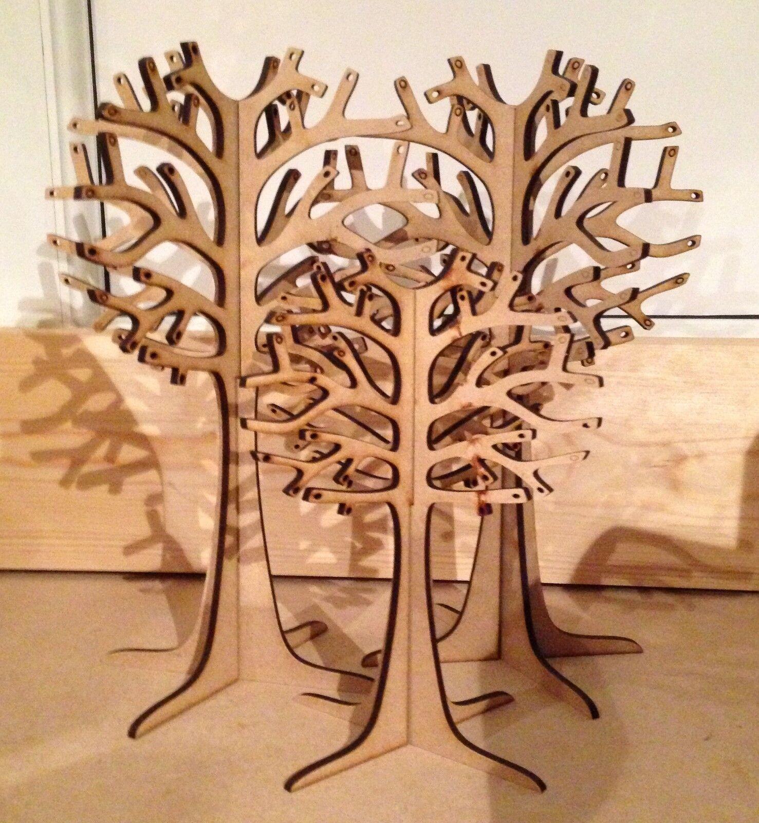 F21 bijoux arbre support 300mm mariage arbre mariage présentoir stockage sûr sûr stockage 529cd2