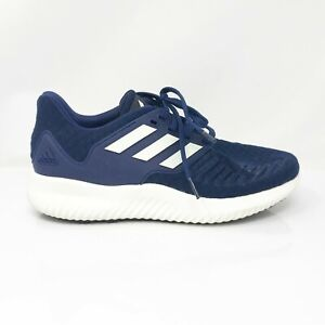 Adidas-Mens-Alphabounce-RC-2-CG5572-Blue-Running-Sneaker-Low-Top-Lace-Up-Size-8