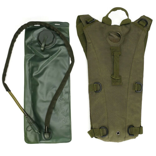 Outdoor Molle Hydration Bag for Hiking 3L Hydration Water Bladder Modular Vest