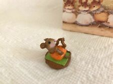 Halloween Dog Costume Mouse Wee Forest Folk FEED THE DOG WFF# M-591a
