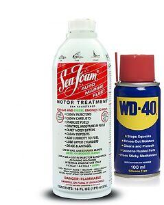Seafoam diesel injector cleaner