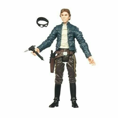 """HAN SOLO Star Wars The Retro Collection 3.75/"""" Action Figure Wave 1"""