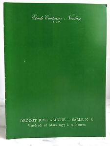 Catalogo-De-Venta-Articulo-de-Arte-Antiguos-Muebles-Y-Asiento-Bano-N-8-18-Mars
