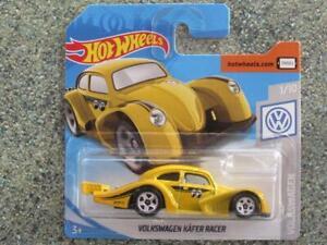"""VW Escarabajo Racer /""""Moon Eyes/"""" amarillo fyd55 1//64 Hot Wheels volkswagen 2019"""