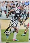 Autographe Arturo Vidal (Juventus) signed in person 10*15 cm