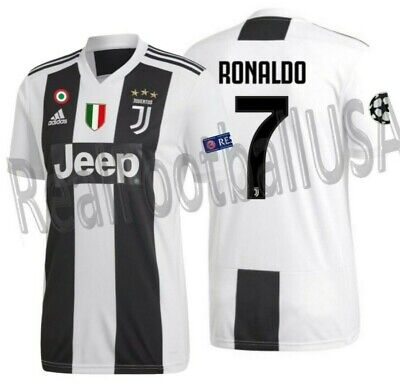ADIDAS CRISTIANO RONALDO JUVENTUS UEFA CHAMPIONS LEAGUE HOME ...