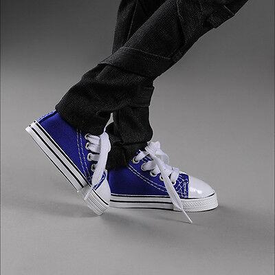 BJD Model doll F&SD Boy size - Love Sneakers (Blue)