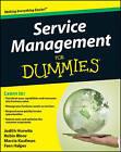 Service Management for Dummies (R) by Marcia Kaufman, Judith Hurwitz, Robin Bloor, Fern Halper (Paperback, 2009)