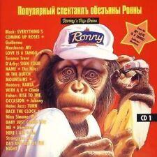 Ronny's Pop Show 11/1 (1988) Black, Guillermo Marchena, Dominoe, Nits, Ho.. [CD]