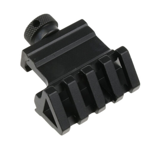 Red Dots Magnifiers Low Profile Riser Mount of Picatinny or Weaver Scopes