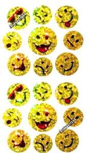 ~ Sparkle Happy Smiley Faces Smile Glasses Sad Hambly ...