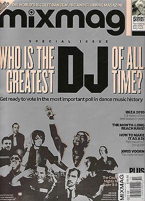 MIXMAG UK 233 October 2010 The Greatest DJ of All Time Joris Voorn Kazantip Club