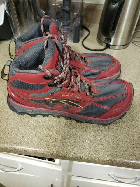 Sand Mid Mesh Trail Running Shoe