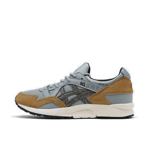 Men/'s Asics GEL-Lyte V Running Shoes Piedmont Grey//Black 1191A228 020