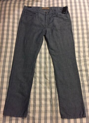 Joes Pocket 5 Sz Joe's 40x34 Light Mens stretto Jeans dritto Wash e Brixton Nwt XxCOSHqX