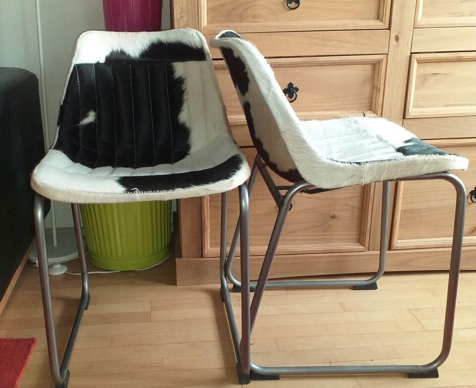 Spisebordsstol, Gedeskind & stål, b: 44 l: 78