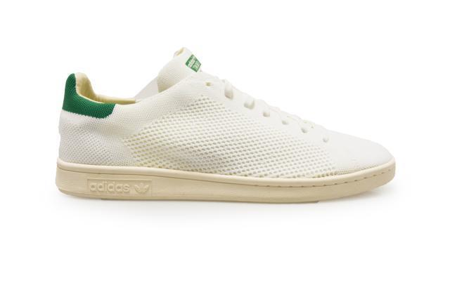 Womens Adidas Stan Smith OG PK - S75146 - White Green Trainers