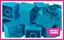 LEGO-Brique-Bundle-25-pieces-Taille-2x2-Choisir-Votre-Couleur miniature 19