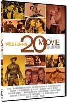 Western 20 Movie Collection Dvd on sale