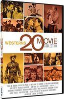 Western 20 Movie Collection Dvd
