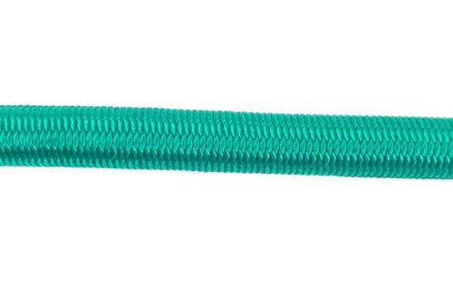12mm Smaragdgrün Elastischer Gummizug Seil Gummiseil Fessel UV Stabil