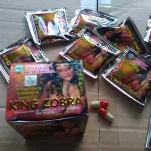 Details about 4 boxs KING COBRA KAPSUL, JAMU POWERFUL SEX HERBAL  TRADITIONAL NATURAL INDONESIA