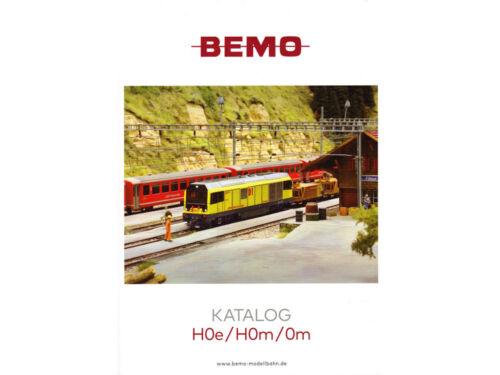 Bemo 102018 Bemo Katalog H0e H0m 0m 2018