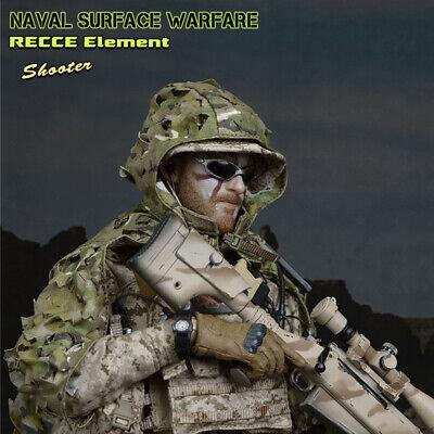 "EASY/&SIMPLE ES 26031 1//6 NSW RECCE TEAM Observer Uniform belt B F12/"" Action"
