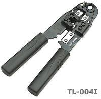 Intellinet Rj45/modular Crimp Tool, Stripper And Cutter
