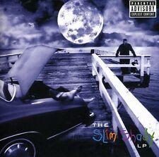 The Slim Shady LP Eminem Music CD Explicit Lyrics 1 Disc 1999 Aftermath Records