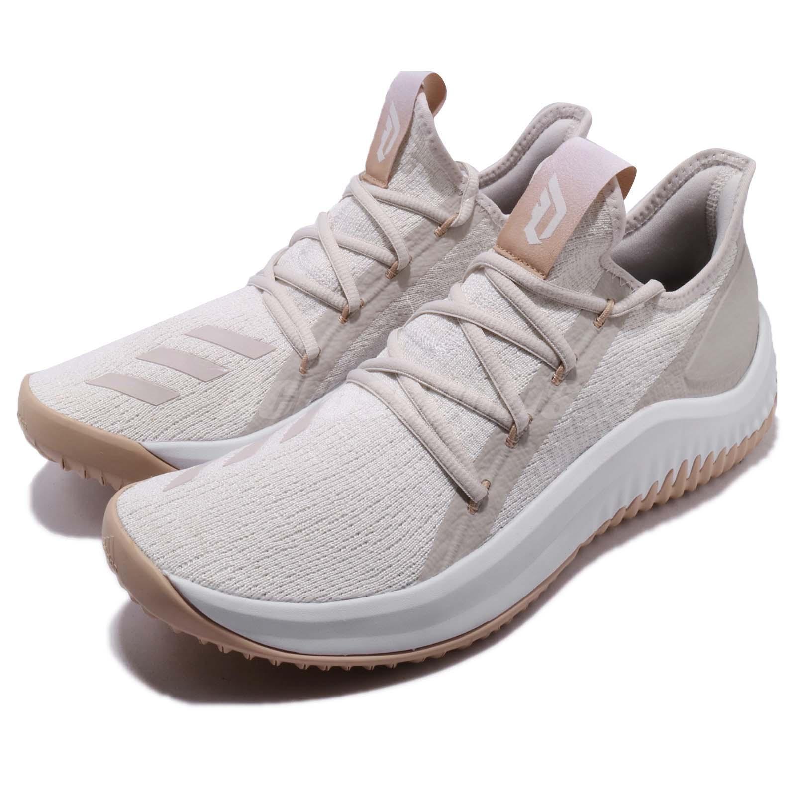 adidas Dame D.O.L.L.A. Damian Lillard Crystal blanc  Basketball Chaussures DB1074