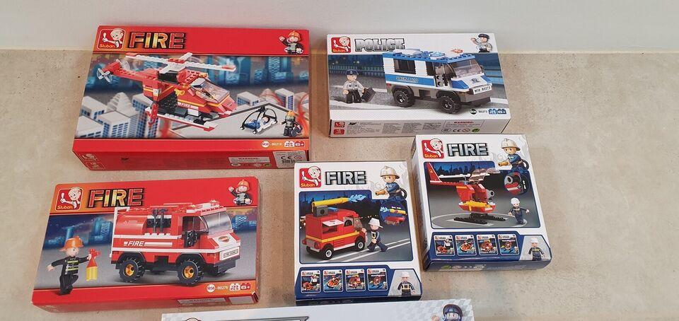Klodser, Byggeklodser/lego, Harald Nyborg