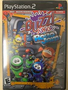 Buzz-Junior-Robo-Jam-Sony-PlayStation-2-2008-BRAND-NEW