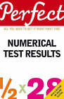 Perfect Numerical Test Results by Joanna Moutafi, Ian Newcombe (Paperback, 2007)
