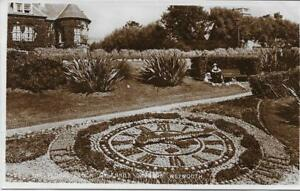 WeymouthThe Floral Clock Greenhill Gardens 1937 Used RPPC PubUnknownVGC - Stockport, Cheshire, United Kingdom - WeymouthThe Floral Clock Greenhill Gardens 1937 Used RPPC PubUnknownVGC - Stockport, Cheshire, United Kingdom