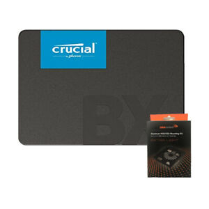 Special bundle - Crucial CT960BX500SSD1 BX500 960GB SSD + AAAwave Mounting Kit