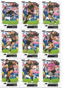 9 Cards Authorised TLA Dealer 2020 Nrl Elite Base Team Set SHARKS