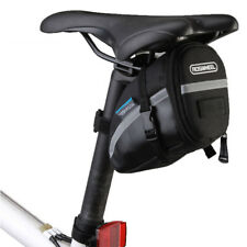 Waterproof Bicycle Bike Storage Saddle Bag Seat Outdoor Cycling Tail Rear Pouch