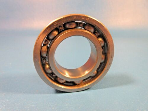 Made in USA Delco New Departure NDH 3L05 Single Row Ball Bearing